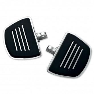 Kuryakyn Chrome Premium Mini Floorboard - 4392 | |  Hot Sale