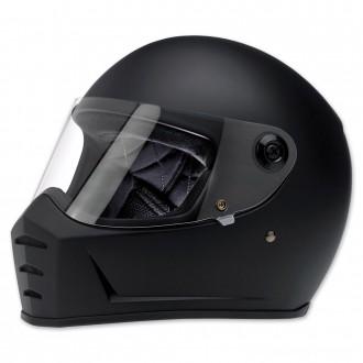 Biltwell Inc. Lane Splitter Flat Black Full Face Helmet - 1004-201-104 | |  Hot Sale