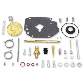 "J&P Cycles Rebuild Kit for S&S Cycle Super ""E"" Carburetor - 832-437 | |  Hot Sale"