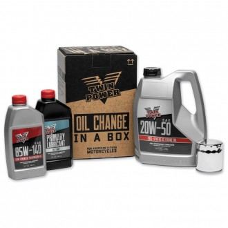 Twin Power Synthetic Oil Change Kit - 539050 | |  Hot Sale