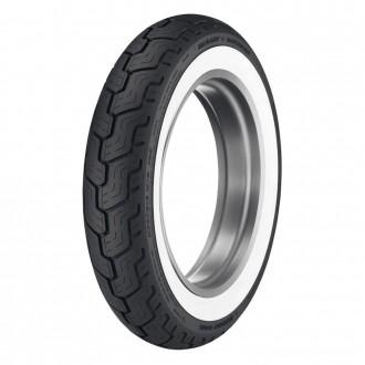 Dunlop D402 MU85B16 Wide Whitewall Rear Tire - 45006074 | |  Hot Sale