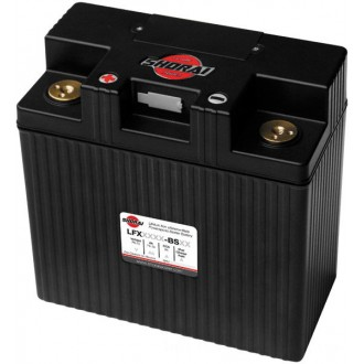 Shorai Xtreme-Rate LifePO4 LFX Lithium Duration Battery - LFX36L3-BS12      Hot Sale
