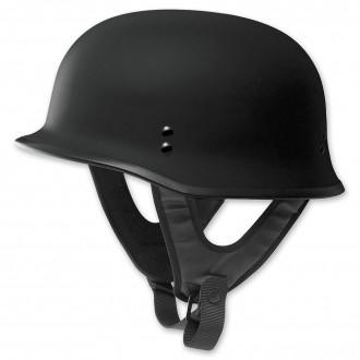 FLY Racing 9MM Flat Black Helmet - 73-8221L      Hot Sale