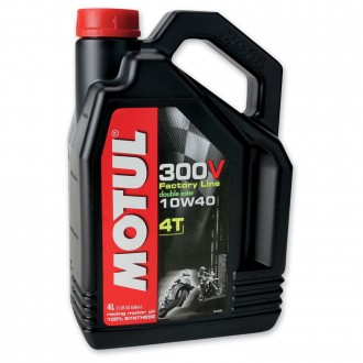 MOTUL 300V Synthetic Motor Oil - 104121 | |  Hot Sale