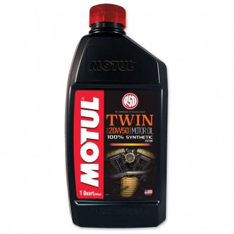 MOTUL RSD V-Twin Synthetic 20W50 Motor Oil Quart - 108061      Hot Sale