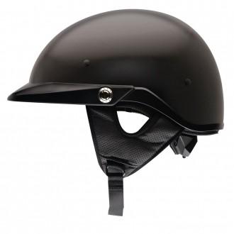 Bell Pit Boss Matte Black Half Helmet - 2033202      Hot Sale