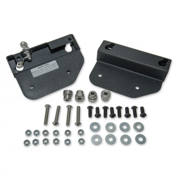 Easy Brackets Saddlebag Mounting System - SPT-R2S | |  Hot Sale