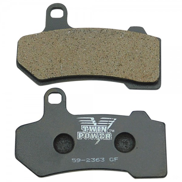 Twin Power X-Stop Sintered Front / Rear Brake Pads - HD6018-CU7 | |  Hot Sale