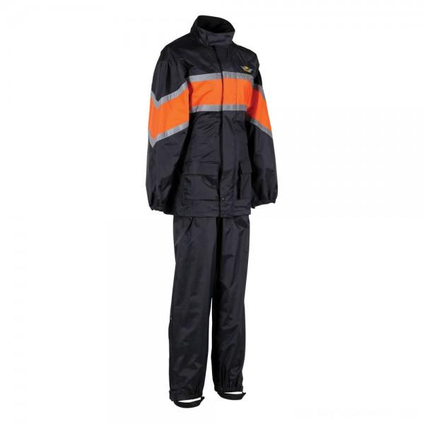 J&P Cycles Two-Piece Top Quality Rain Suit | |  Hot Sale