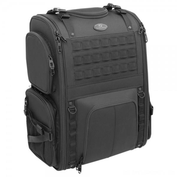 Saddlemen S3500 Deluxe Sissy Bar Bag - EX000040A | |  Hot Sale