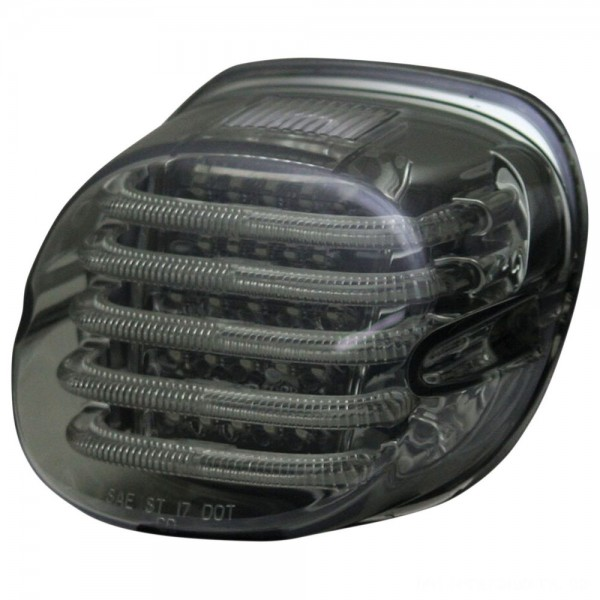 Custom Dynamics ProBEAM Low Profile LED Taillight w/ Window, Smoke - PB-TL-LPW-S | |  Hot Sale