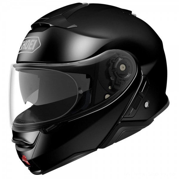 Shoei Neotec II Gloss Black Modular Helmet - 77-11855 | |  Hot Sale