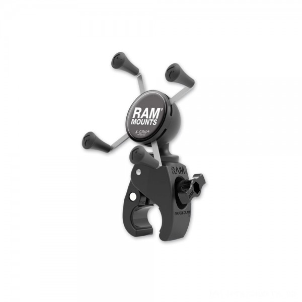 Ram Mount Tough-Claw Mount with Universal X-Grip Cradle for Small Phones - RAM-HOL-UN7-400U | |  Hot Sale