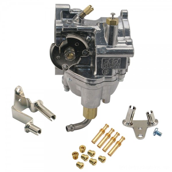 S&S Cycle Super 'E' Carburetor Only - 11-0420 | |  Hot Sale