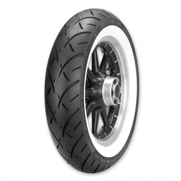 Metzeler ME888 Marathon Ultra 150/80B16 Wide Whitewall Rear Tire - 2408000 | |  Hot Sale