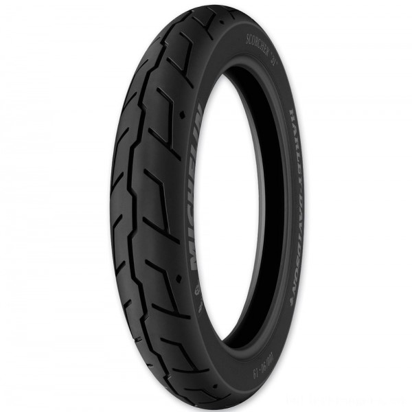 Michelin Scorcher 31 100/90B19 Front Tire - 16136      Hot Sale