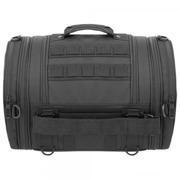 Saddlemen R1300LXE Tactical Deluxe Roll Bag - EX000045A | |  Hot Sale