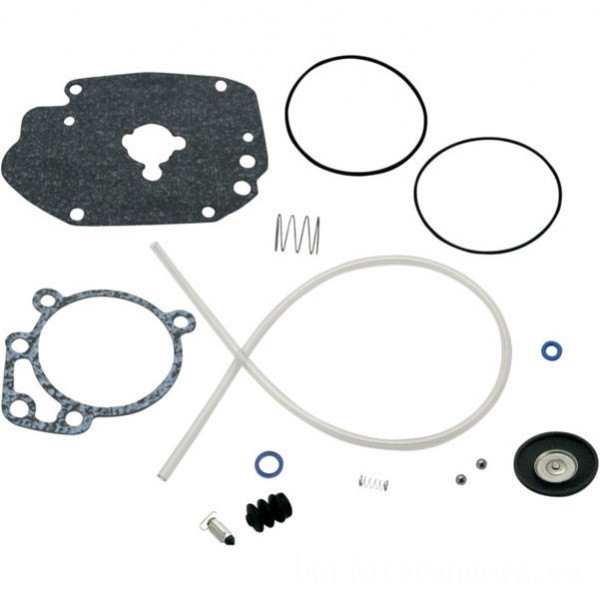 S&S Cycle Basic Rebuild Kit for S&S Cycle Super E & G Carburetors - 110-0067 | |  Hot Sale