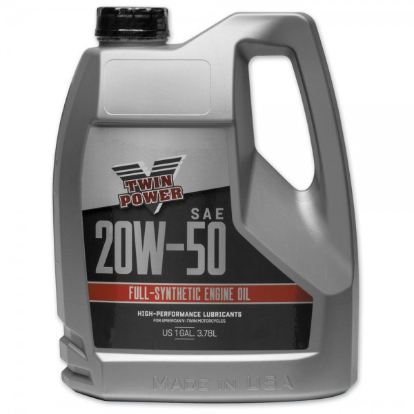 Twin Power Synthetic 20W50 Engine Oil - 539014      Hot Sale