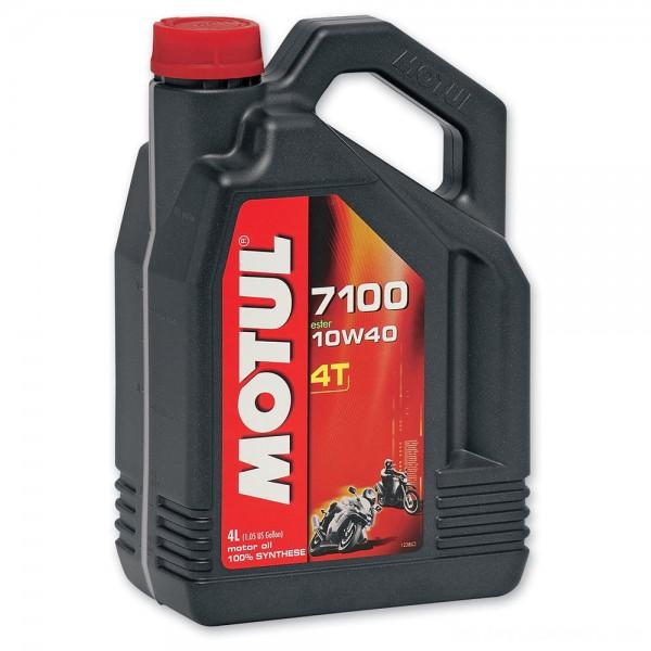 MOTUL 7100 Synthetic Motor Oil - 104092 | |  Hot Sale