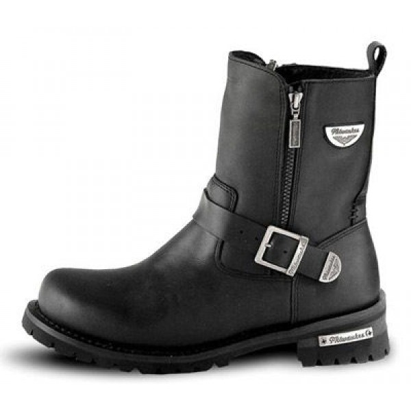 Milwaukee Motorcycle Clothing Co. Men's Afterburner Boots - MB40718      Hot Sale