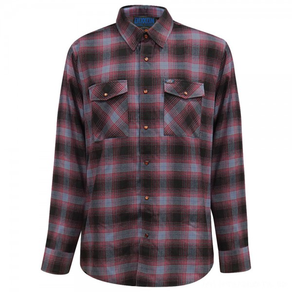 Dixxon Men's J&P Cycles Exclusive 40th Anniversary Flannel - JP40TH-MNS-LG | |  Hot Sale