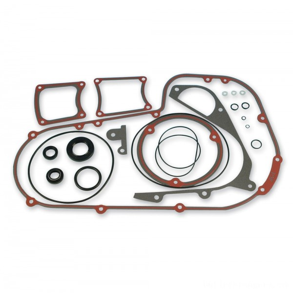 Genuine James Inner and Outer Primary Cover Gasket and Seal Kit - JGI-34901-85-K      Hot Sale
