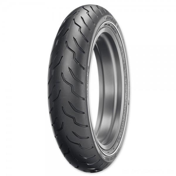 Dunlop American Elite 130/80B17 65H Narrow White Stripe Front Tire - 45131875 | |  Hot Sale