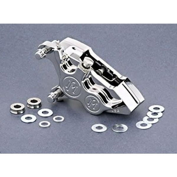 Performance Machine Direct Bolt-On 4 Piston Caliper - 0053-2919-CH | |  Hot Sale