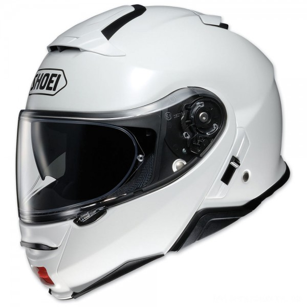 Shoei Neotec II Gloss White Modular Helmet - 77-11865 | |  Hot Sale
