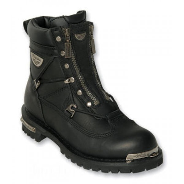 Milwaukee Motorcycle Clothing Co. Men's Throttle Boots - MB440-11      Hot Sale