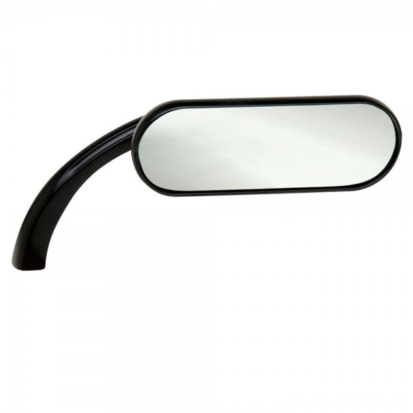 Arlen Ness Black Mini Oval Micro Mirrors (Sold Individually) - 13-413 | |  Hot Sale
