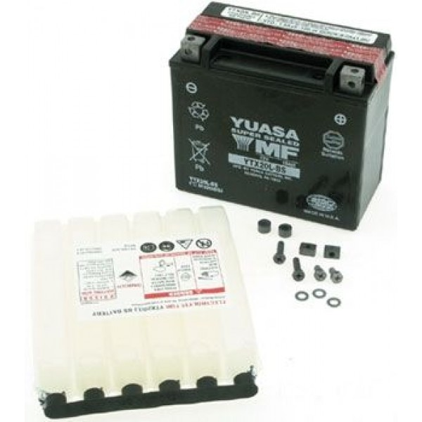 Yuasa Maintenance Free Battery - YTX20L-BS | |  Hot Sale