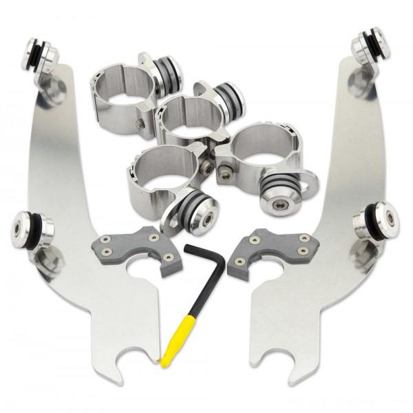 Memphis Shades Sportshield Polished Trigger Lock Mount Kit - MEM8919 | |  Hot Sale