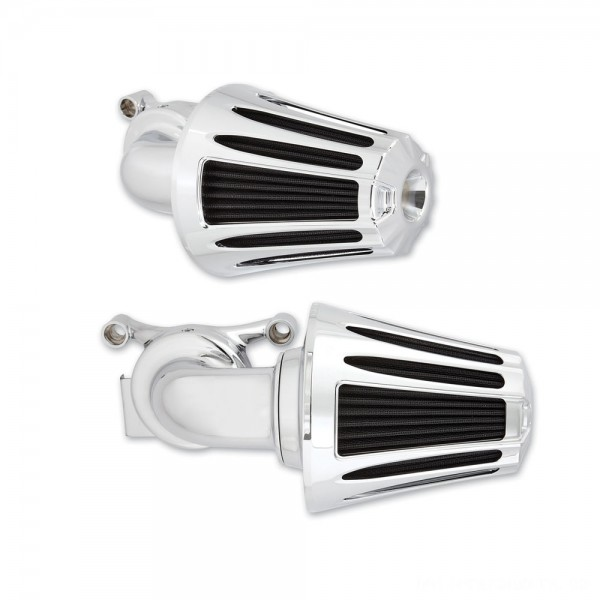 Arlen Ness 90° Monster Sucker Air Cleaner Deep Cut Cover Chrome - 81-024 | |  Hot Sale