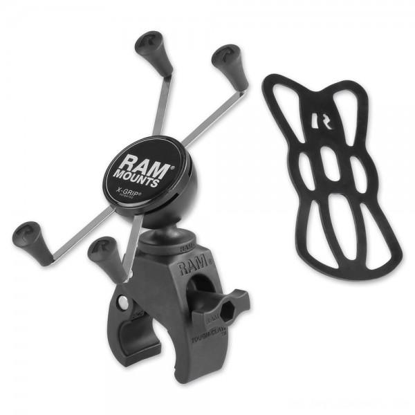 Ram Mount Tough-Claw Mount with X-Grip Cradle for Large Phones - RAM-HOL-UN10-400U | |  Hot Sale