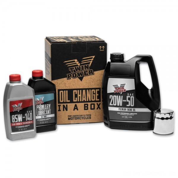 Twin Power Oil Change Kit - 539049      Hot Sale