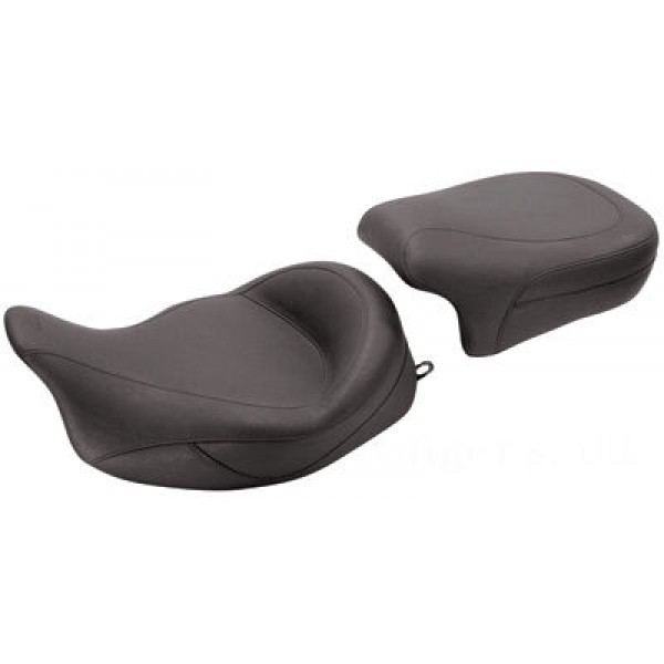 Mustang Super Touring Solo Seat, Original, Black - 76067 | |  Hot Sale