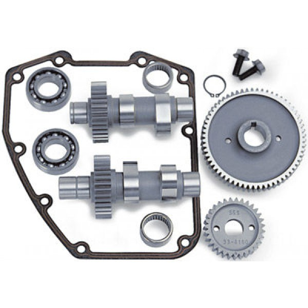 S&S Cycle Complete Gear Drive 510G Camshaft Kit - 33-5177      Hot Sale