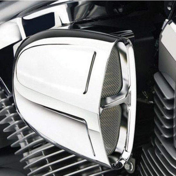 Cobra PowrFlo Air Cleaner System Chrome - 606-0100 | |  Hot Sale