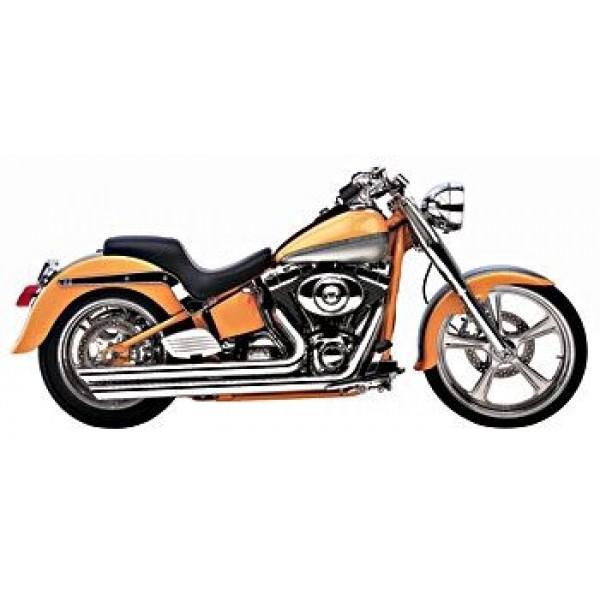 Cobra Speedster Slashdown Exhaust Chrome - 6850      Hot Sale