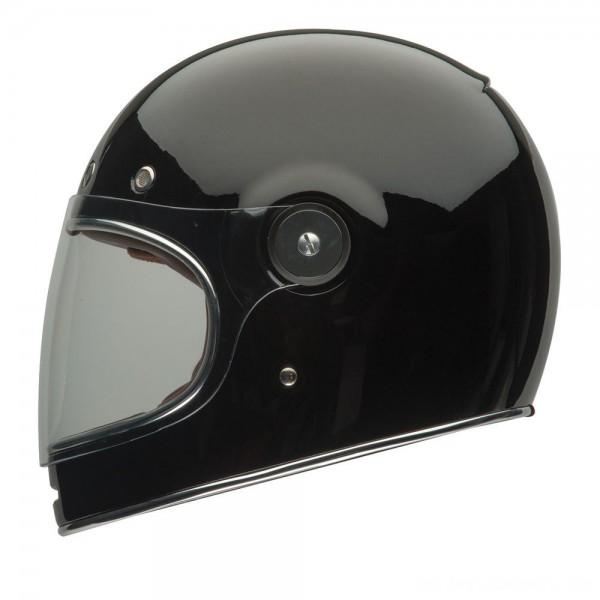 Bell Solid Black Bullitt Full Face Helmet - 7047929 | |  Hot Sale