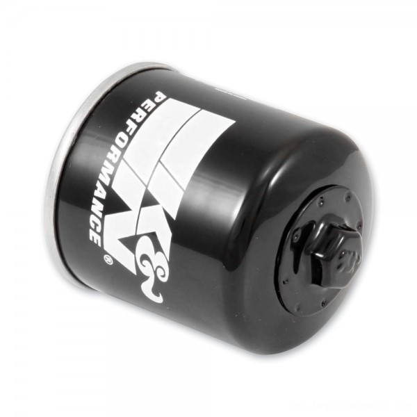 K&N High Performance Black Wrench-Off Oil Filter - KN-204      Hot Sale