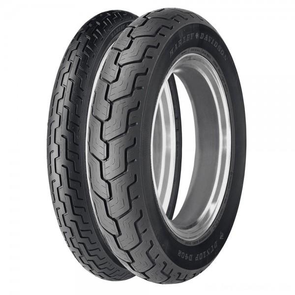 Dunlop D402 MU85B16 Rear Tire - 45006025      Hot Sale