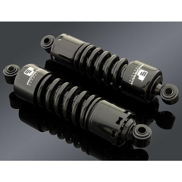 "Progressive Suspension 412 Black 12"" Standard Duty Shocks - 412-4036B | |  Hot Sale"
