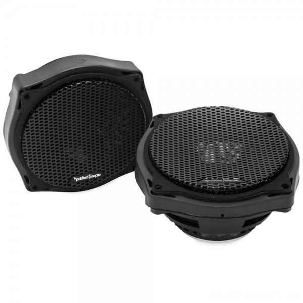 """Rockford Fosgate Power 6.5"""" Full Range Fairing Speakers - TMS6SG      Hot Sale"""