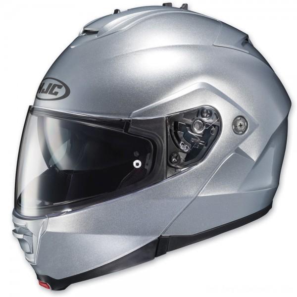 HJC IS-MAX II Silver Modular Helmet - 980-574      Hot Sale