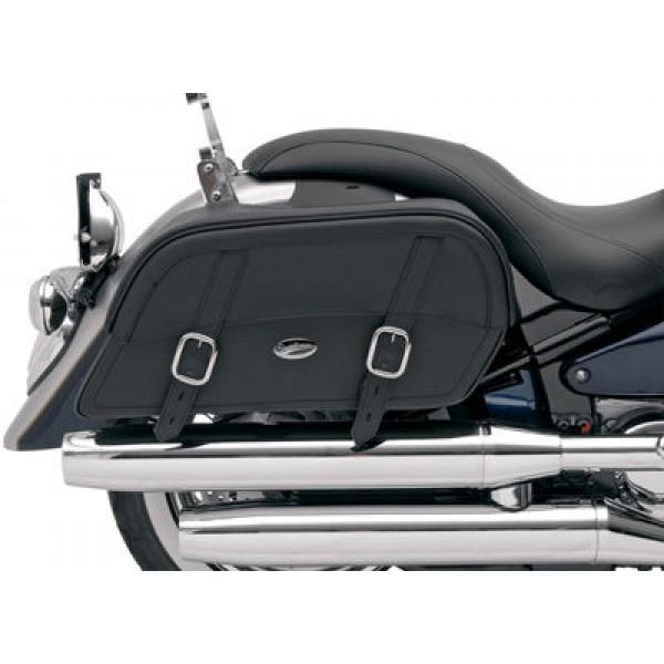 Saddlemen Slanted Drifter Saddlebags - Extra Jumbo - 35010321 | |  Hot Sale