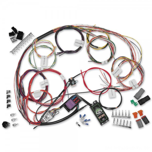NAMZ Custom Cycle Complete Bike Wiring Harness Kit - NCBH-01-A | |  Hot Sale