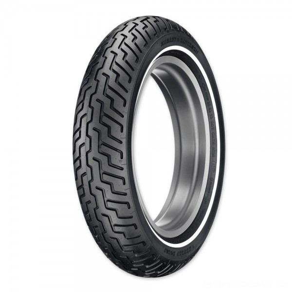 Dunlop D402 MT90B16 Narrow Whitewall Front Tire - 45006655 | |  Hot Sale
